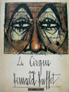 Le Cirque par Bernard Buffet - collection Art et Style N°38